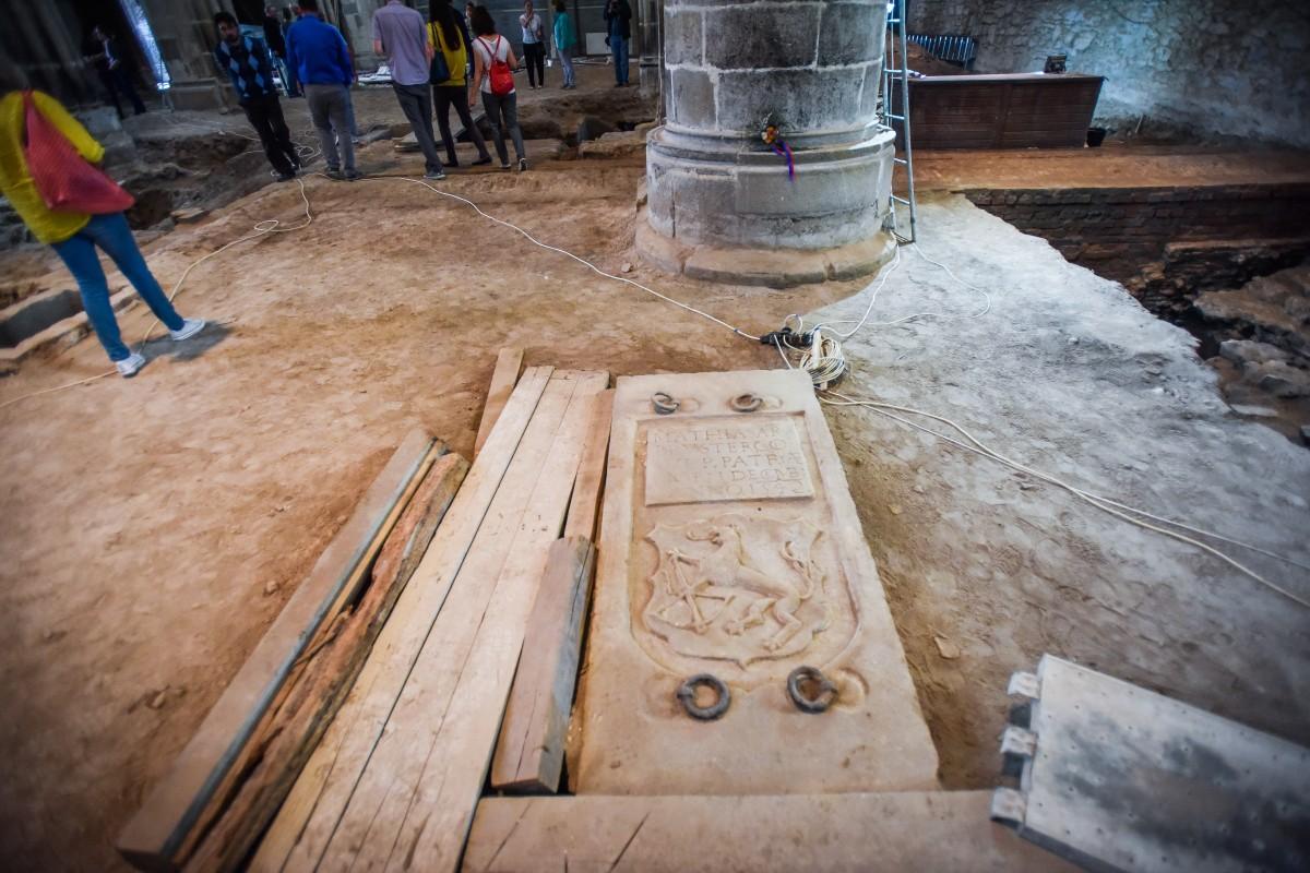 biserica evanghelica descoperiri arheologice (43)