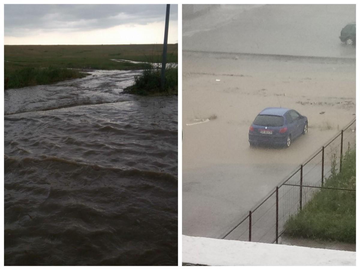 inundatii cartierul arhitectilor