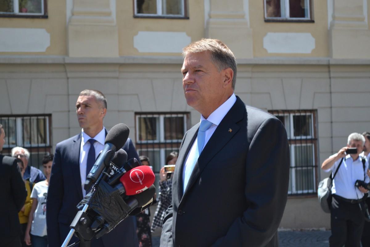 Fostul primar al Sibiului a anunțat că va candida pentru al doilea mandat de președinte