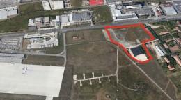 teren cerut aeroport google erah