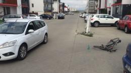 accident cartierul arhitectilor sibiu