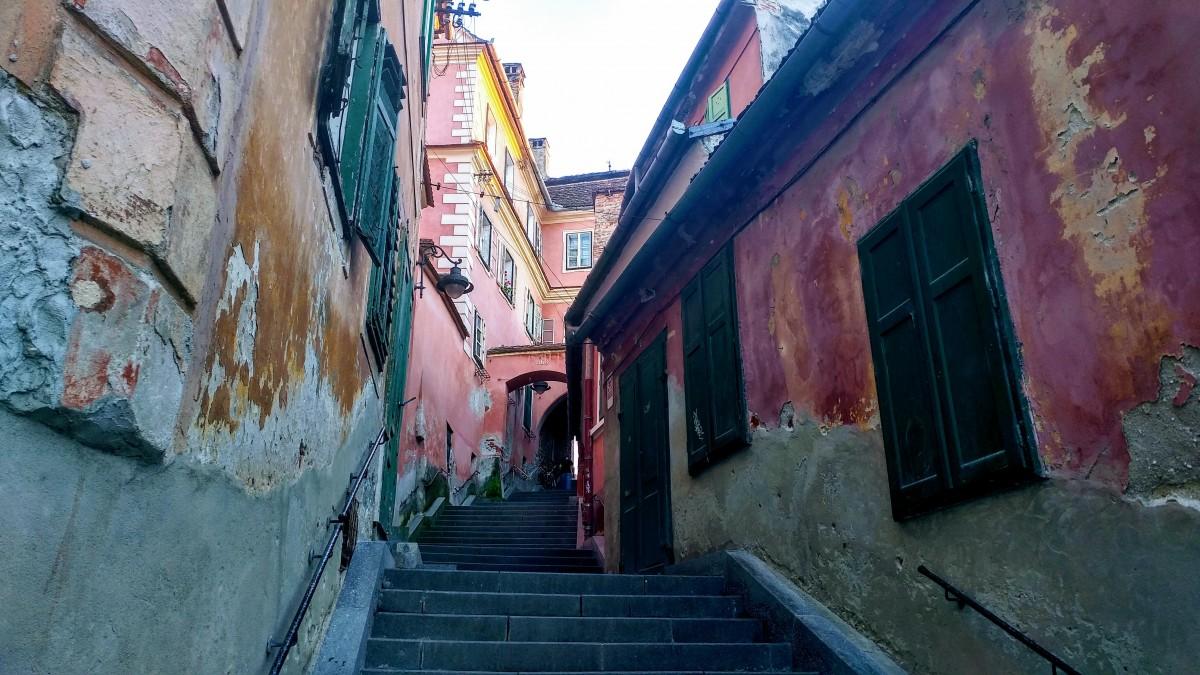case vechi sibiu
