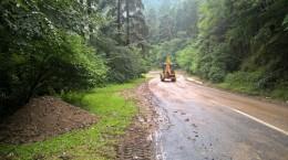 drum sosea paltinis sibiu inundatii aluviuni (3)