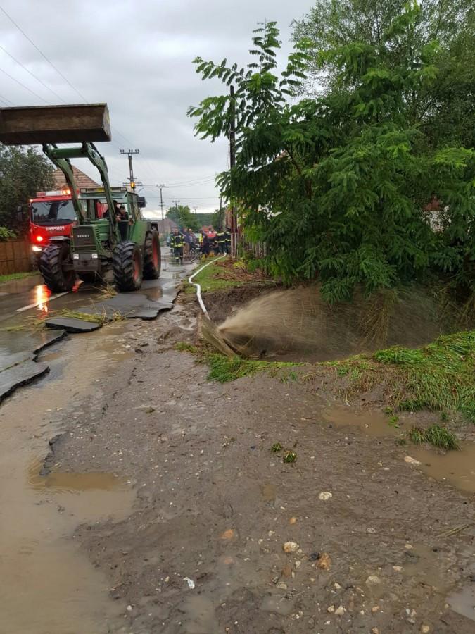 inundatii ISU pompieri (4)