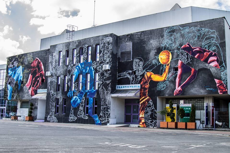 street art sala transilvania
