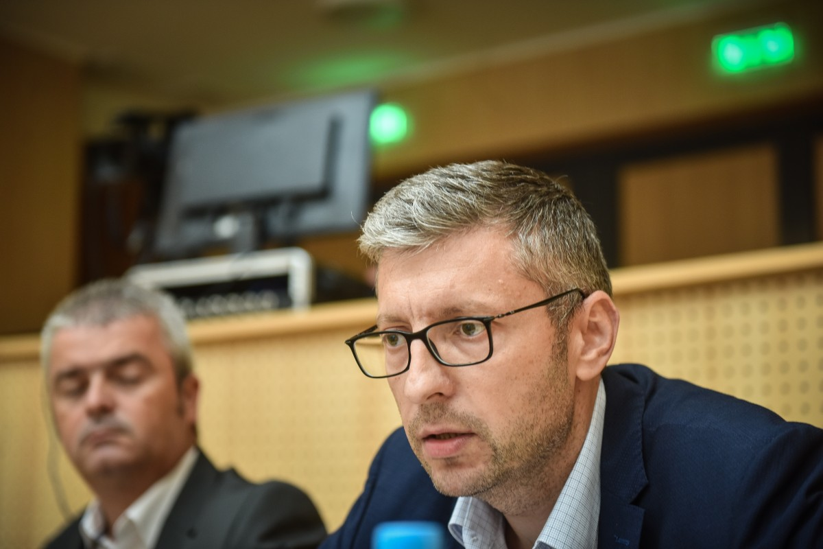 Marius Gîrdea, directorul general al AIS