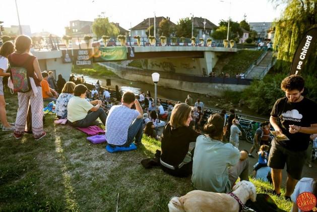 Orasul meu sub Podul Neculce