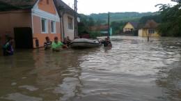 inundatii ruja