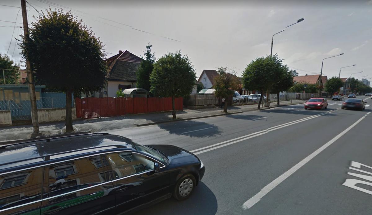 Casa de pe bd. Vasile Milea nr. 30, sursa foto: Google Street View