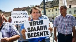 protest soferi autobuze Tursib (4)