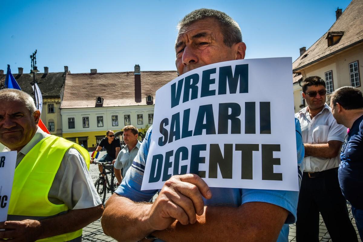 protest soferi autobuze Tursib (8)