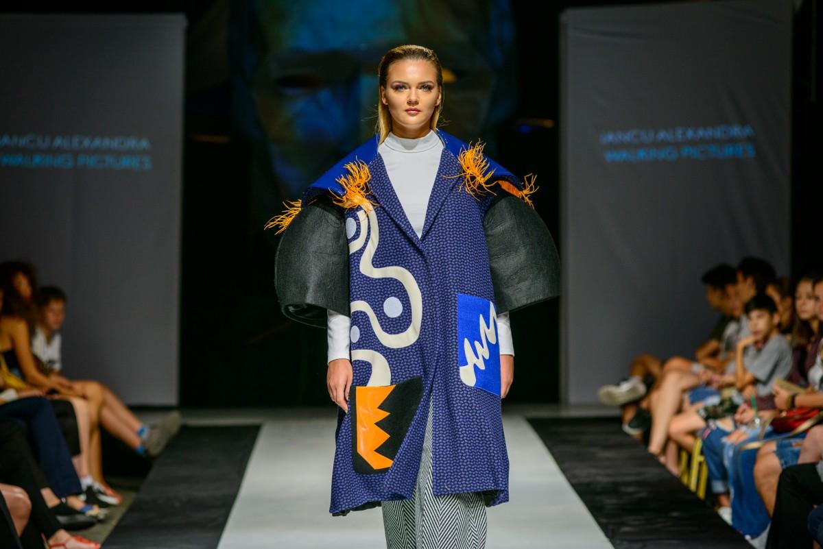 Premiul special al juriului design vestimentar Alexandra Iancu