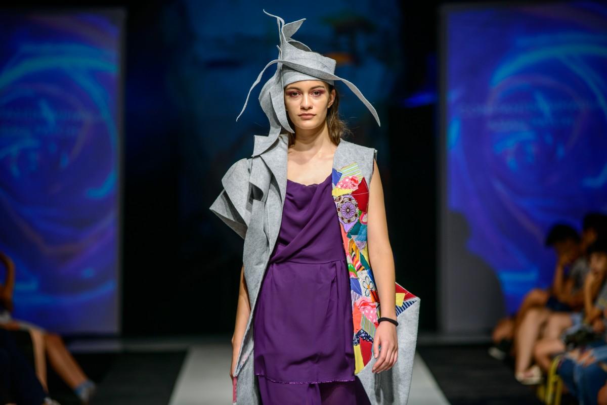 Premiul pt prezenta scenica modele fete Gilca Andreea