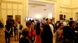 Aspect din timpul Salonului National de Restaurare_Craiova 2018