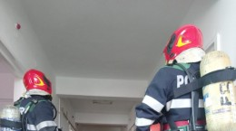 ISU simulare incendiu spital (1)