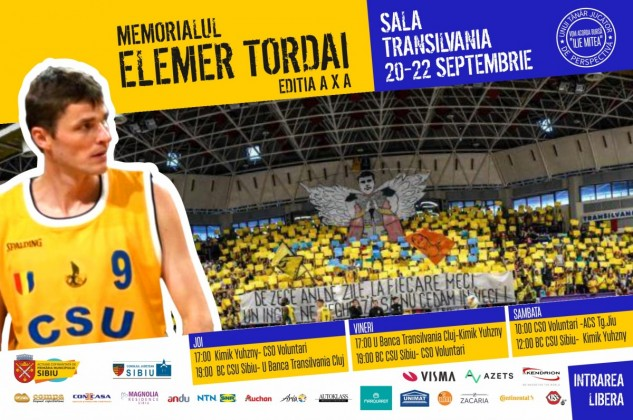 Turneul Internațional Memorialul Tordai 2018