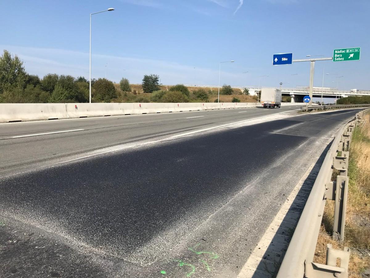 astfaltare Autostrada A1 (3)