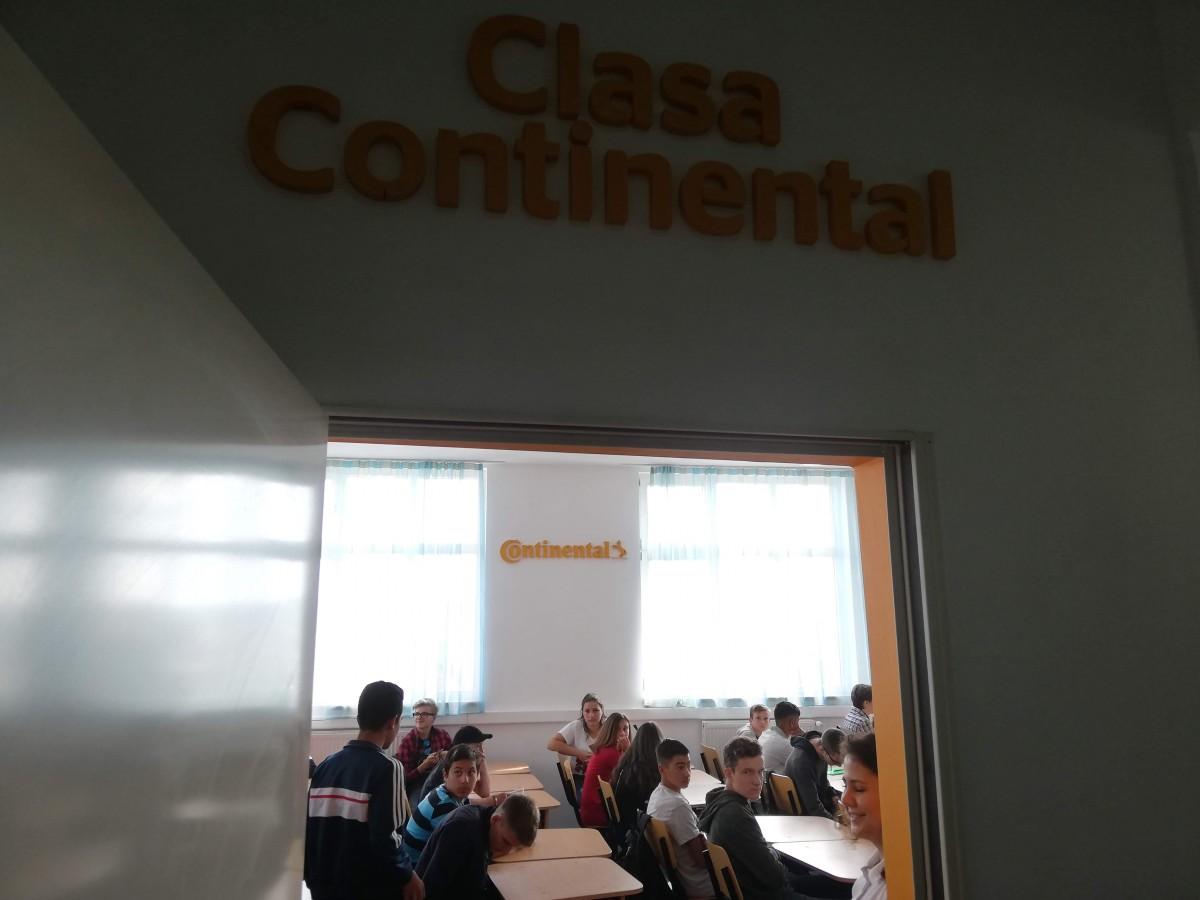 clasa continental
