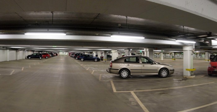 O parcare publică subterană va rămâne, și în 2019, la stadiul de proiect la Sibiu