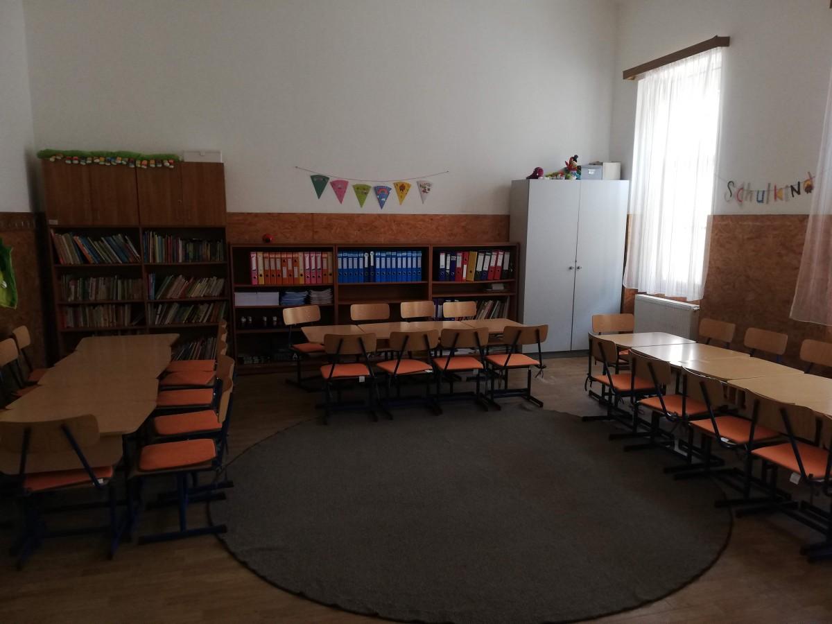 Sală pentru clasa pregătitoare, Școala nr. 2
