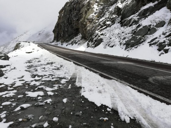 transfagarasan toamna iarna zapada ninsoare 2