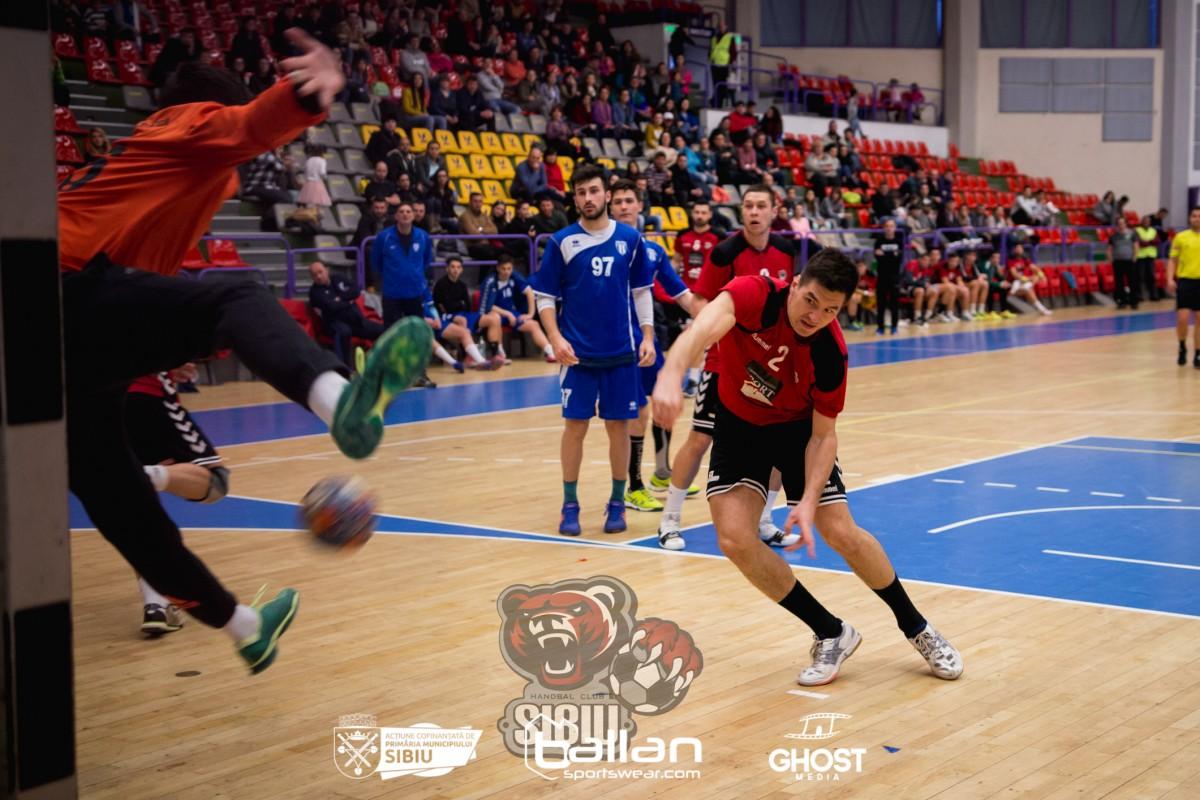 HC Sibiu - Poli Timișoara (2)