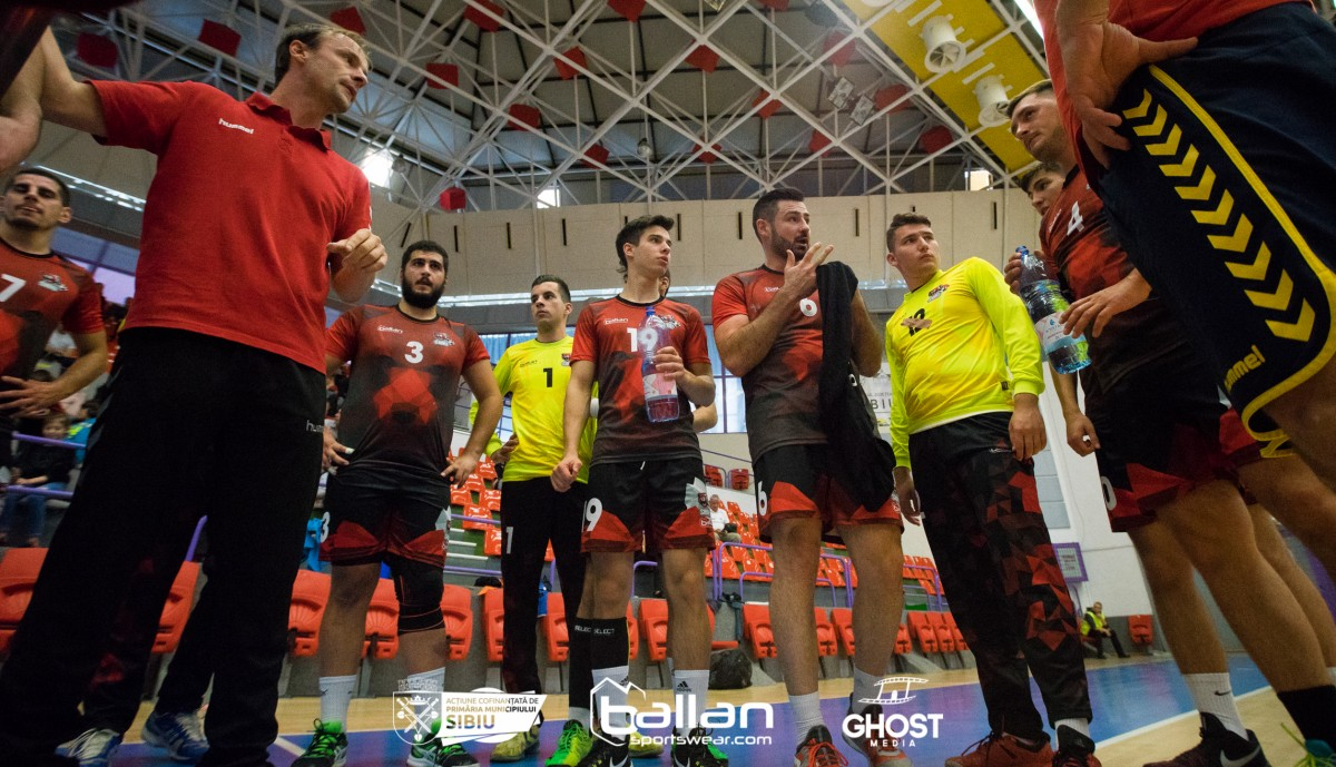 HC Sibiu - Poli Timișoara (3)