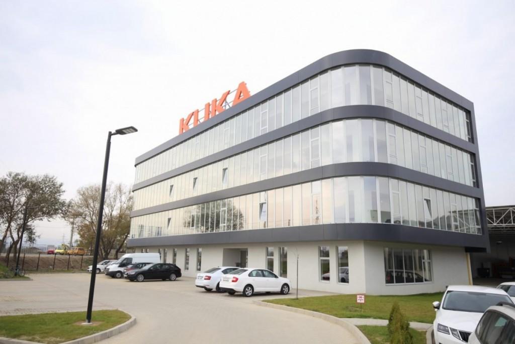 Kuka Automatizare România a inaugurat noul sediu din Sibiu