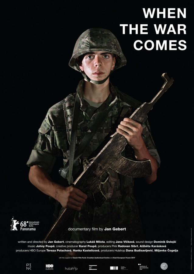 When the War Comes_Poster