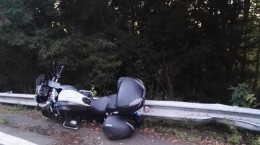 accident motociclist balea 2