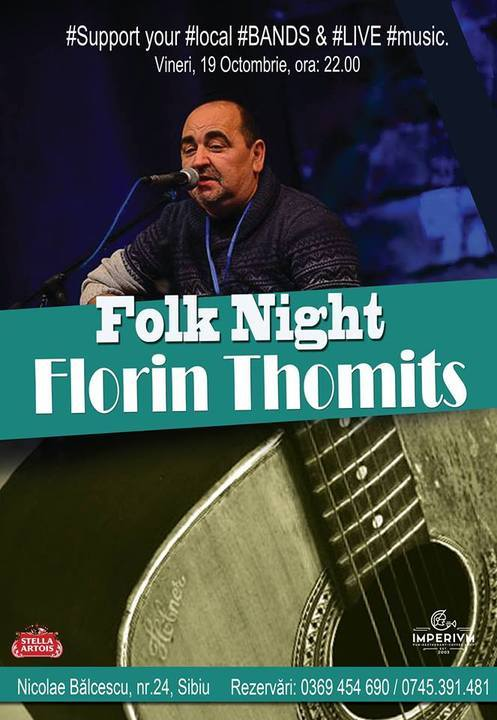 folk night