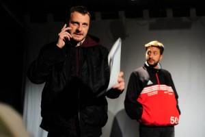Teatru documentar despre penitenciarele românești, la GONG, cu un fost deținut în distribuție