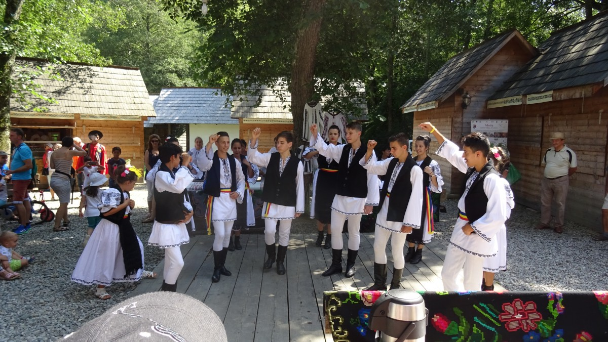 Muzeul Astra:Cultură și gastronomie locală de pe Valea Târnavelor