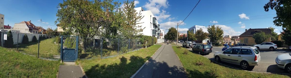Zona pentru care a fost elaborată documentația urbanistică este înțesată de șantiere de reconversie