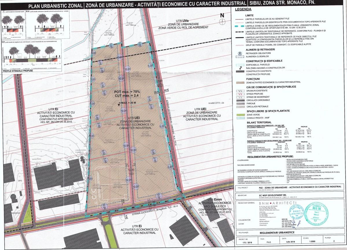 Planul urbanistic elaborat pentru fabrica WDP a fost supus consultării publice când, de fapt, lucrările la fabrică erau deja începute
