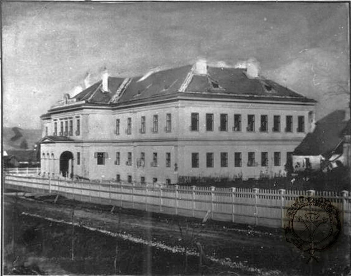 Spitalul Public (actualul Spital Județean)