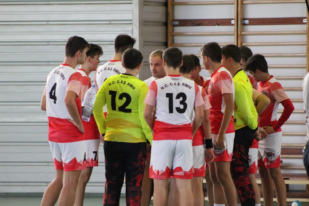 Juniorii HC Sibiu (2)