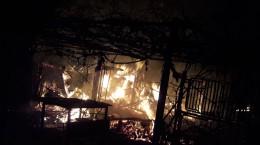 incendiu garaj copsa