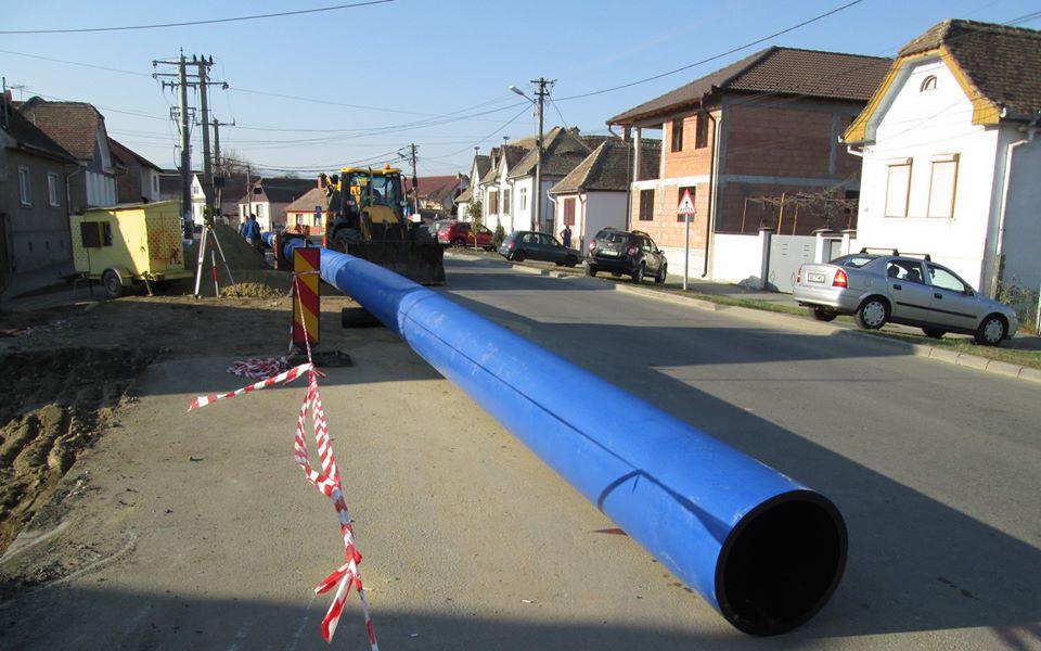 Peste 54 de km de străzi din municipiul Sibiu vor fi afectate de lucrările preconizate