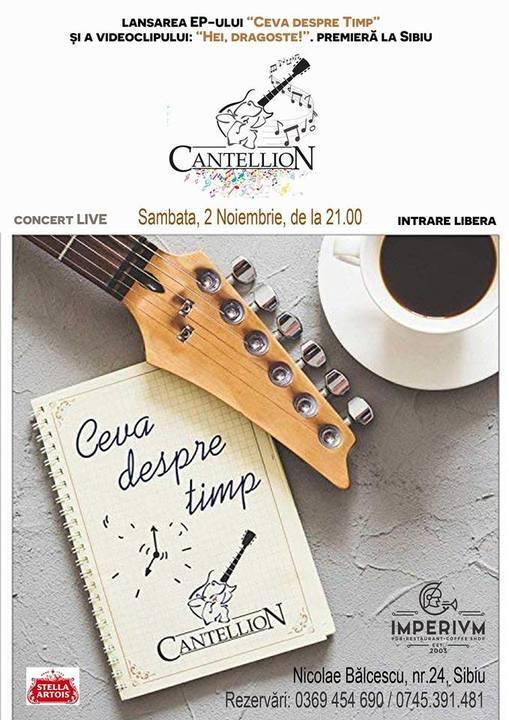 concert cantellion