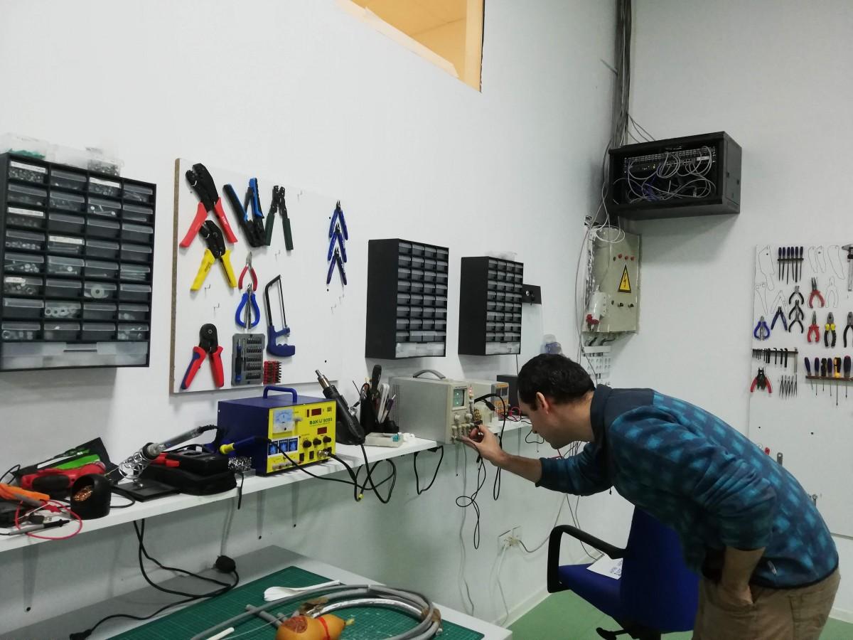 gido bruno bancul de electronica