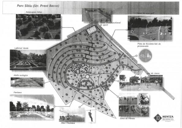 proiect dali parc tilisca