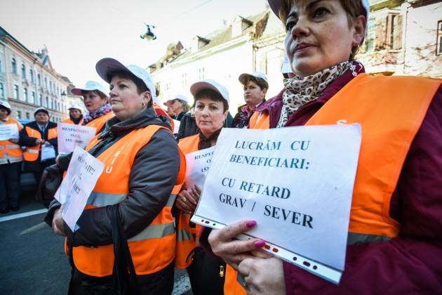 protest sanitas Cj sporuri protectie sociala (12)