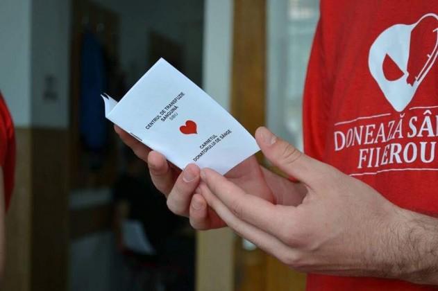 studenti medicina donatie sange