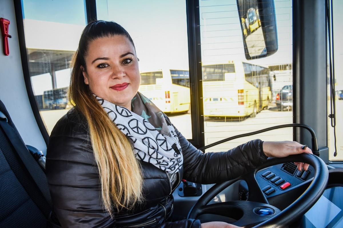 Ramona Pop a făcut școala de șoferi pentru a putea conduce autobuze fără știrea soțului ei
