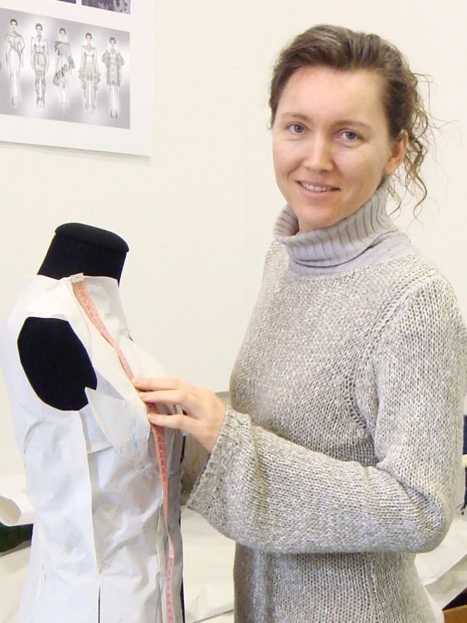olimpia designer vestimentar