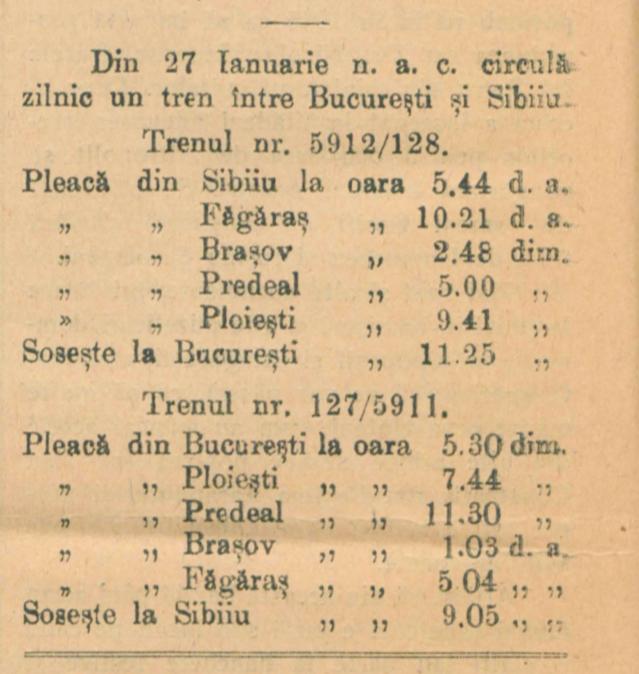 (extras din Foaia Poporului, 2 februarie 1919)