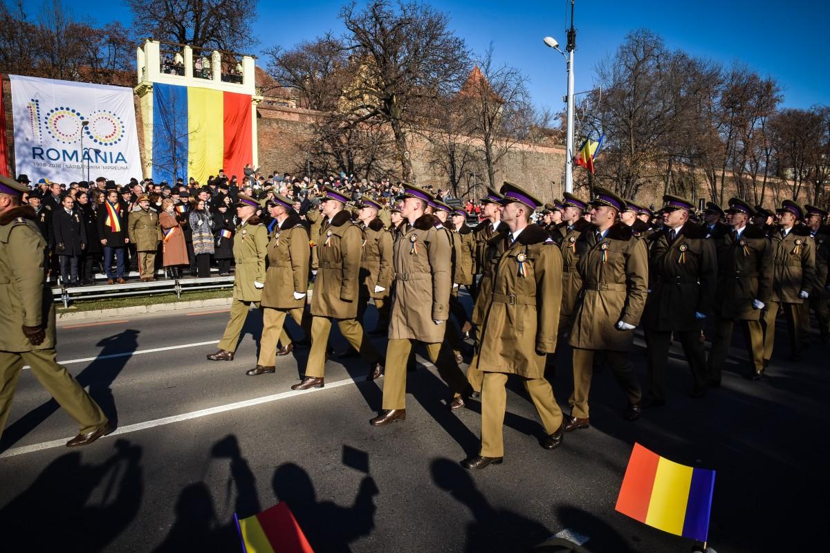 ziua nationala parada militara 1 decembrie (11)