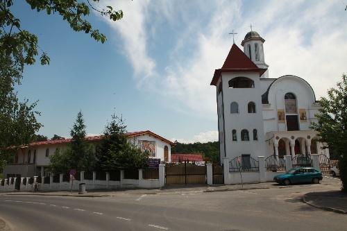 Centrul Sf Nicolae din sibiu