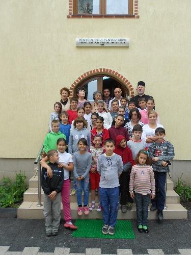 Centrul de zi Mihail si Gavril sibiu